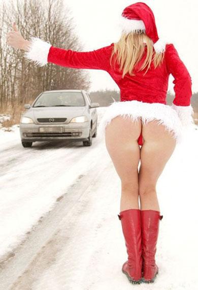 Підвези снігурку
