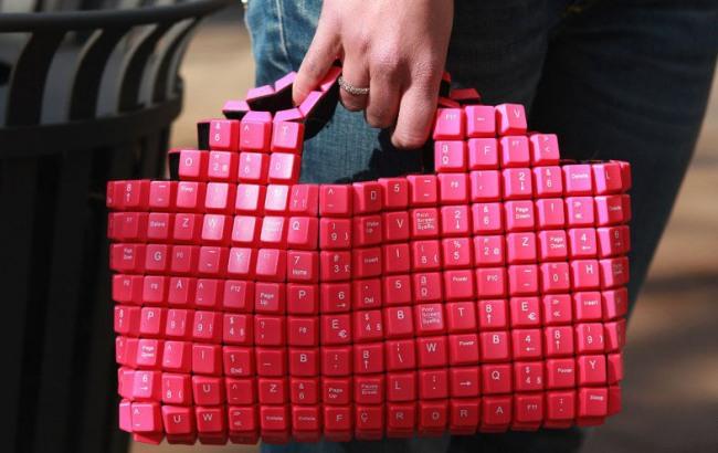 Клавіатурна сумочка