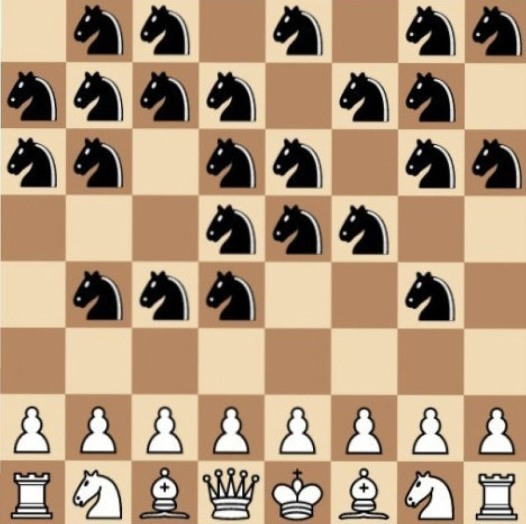 Коли в шахи граєш з монголом
