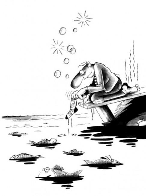 Ловля риби забороненими методами