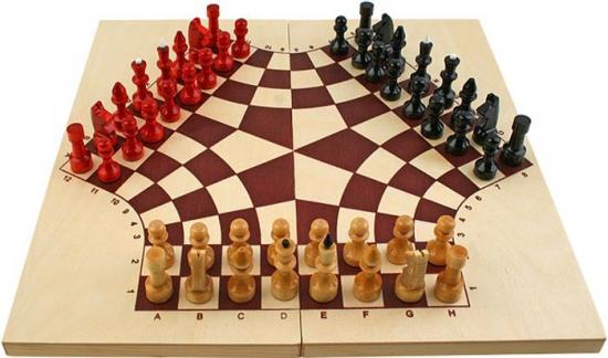 Новий різновид шахів