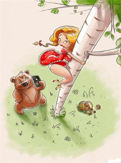 Ведмідь пустун