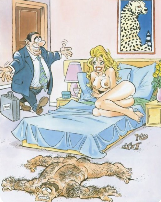 Новий килимок для чоловіка