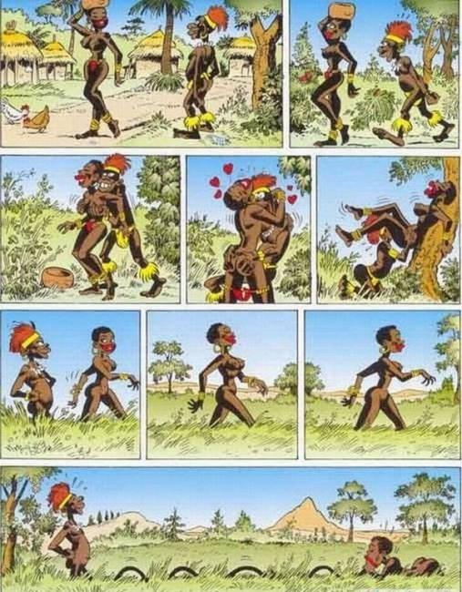 Секс в Африці