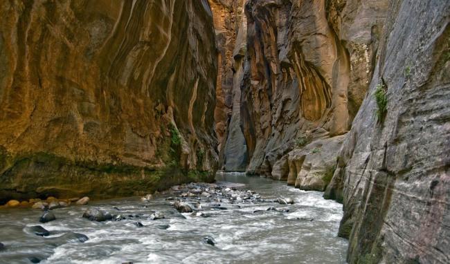 Річка в горах