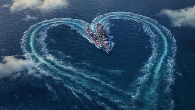 Військово-морська валентинка