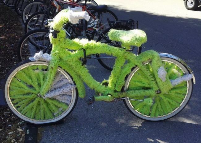 М'який велосипед