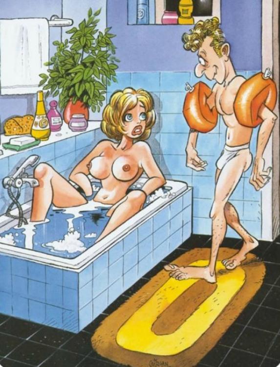 Приймаємо ванну разом