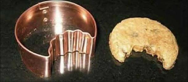 Використовуй цю форму і твоє печиво ніхто ніколи не відкусить