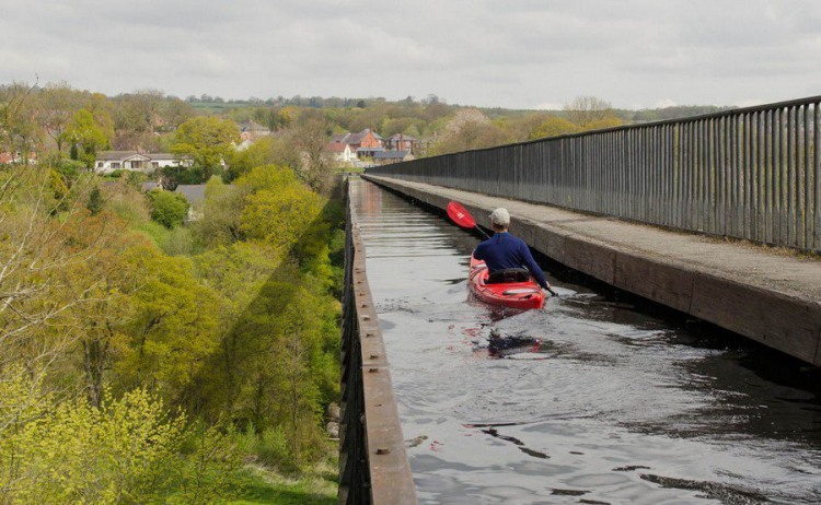 Міст для човнів