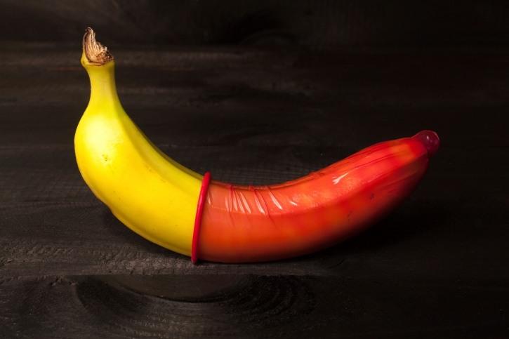 Банан для обережною самотньої пані