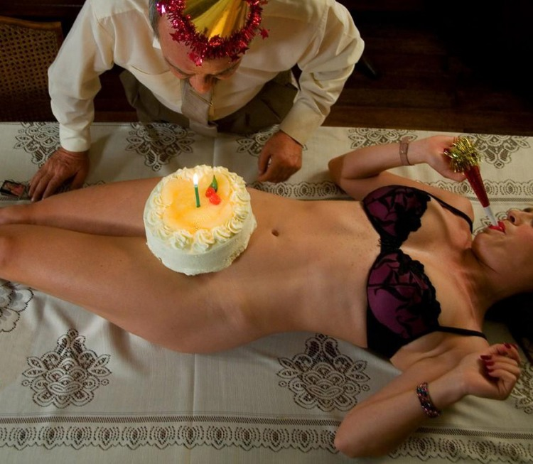 Інтимний торт