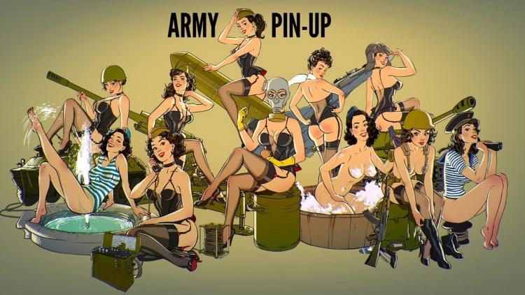 Військові дівчата