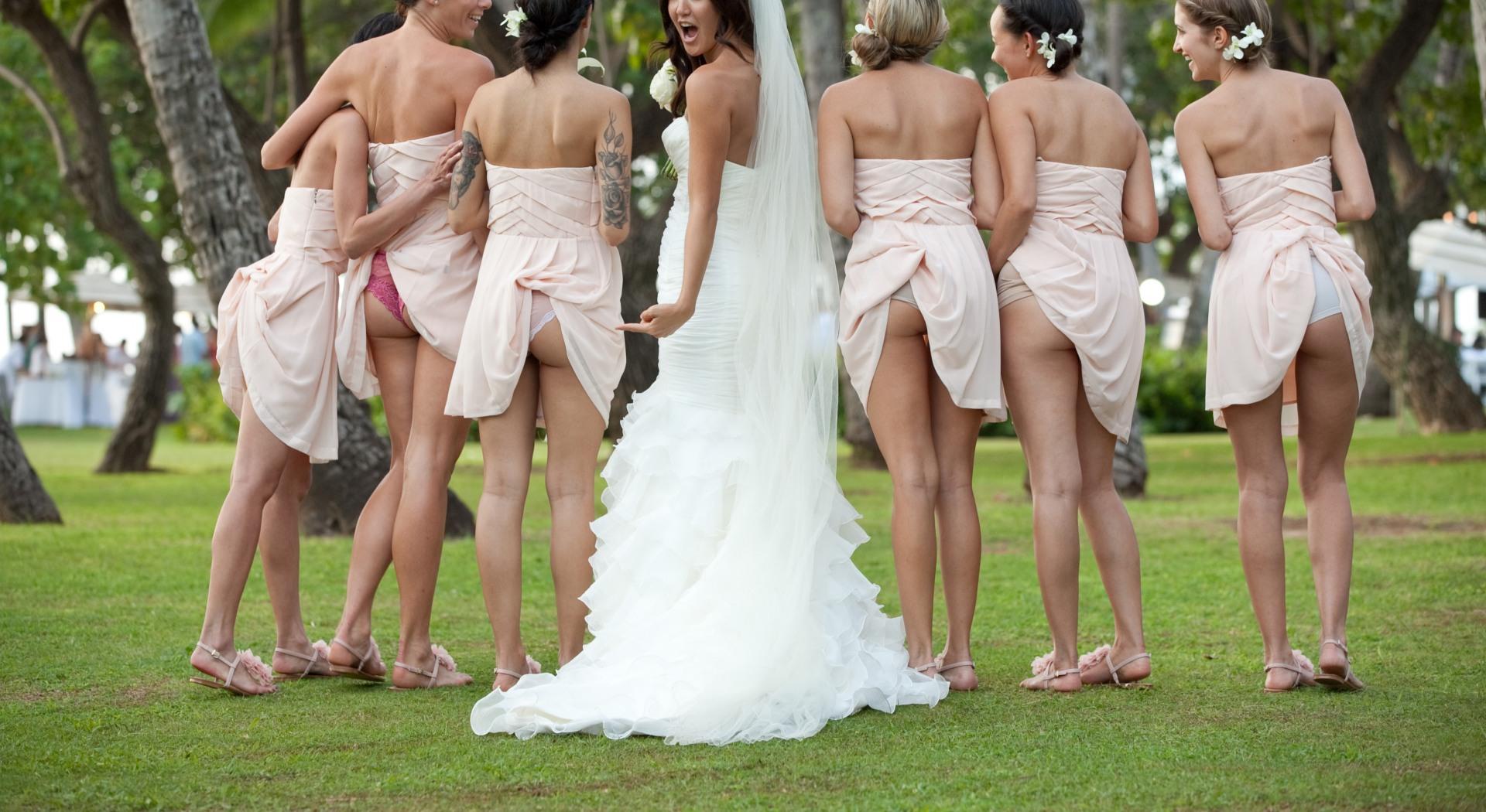 Эро фото подружек невест со свадеб, скрытая камера на пляже порно видео