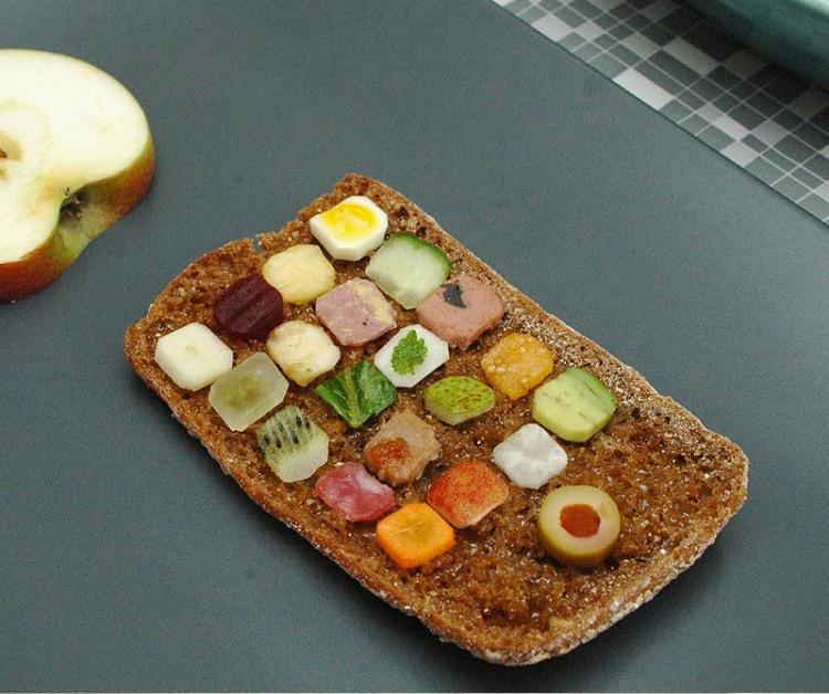 Бутерброд-телефон