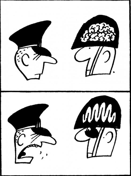 Команди впливають на мозок