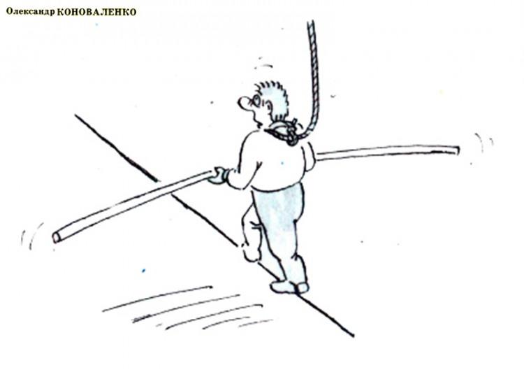 Жорстока страховка у гімнаста