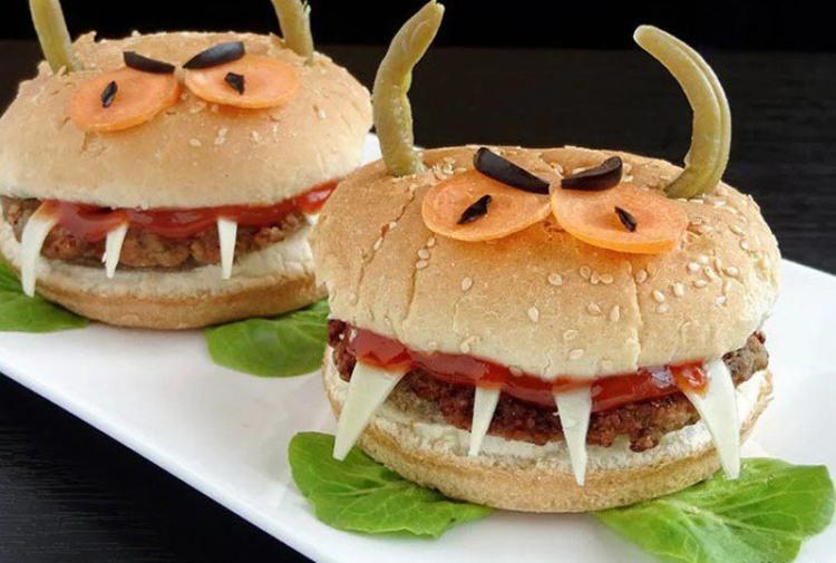Гамбургери вампіри