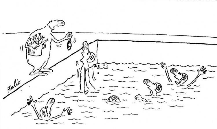 Стимулювання плавців