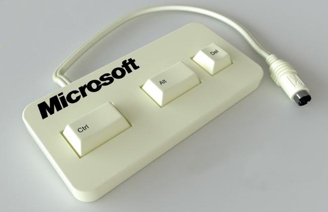 Клавіатура для вікон