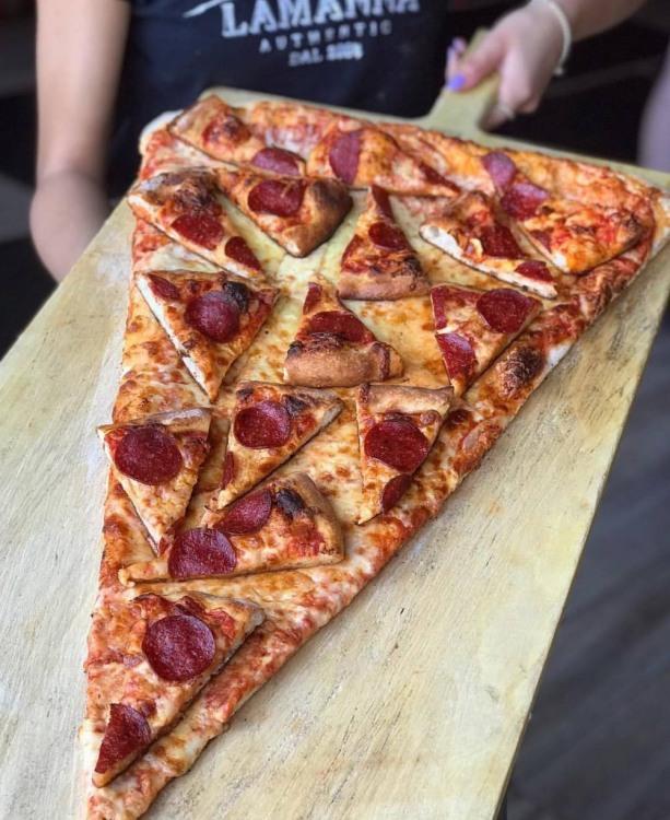 Піца з піцою