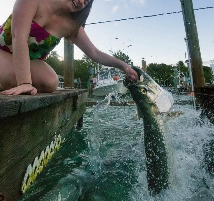 Ловля риби на руку